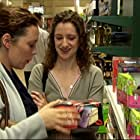 Lucinda Raikes and Olivia Colman in Green Wing (2004)