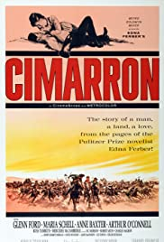 Cimarron(1960) Poster - Movie Forum, Cast, Reviews