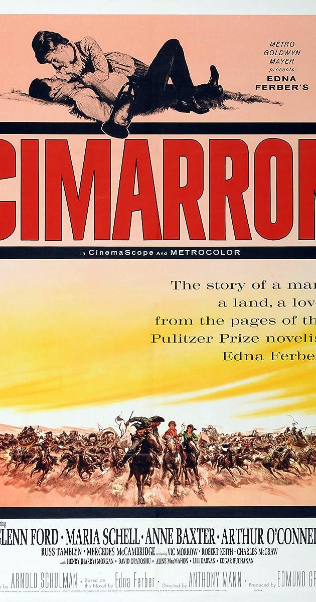 Cimarron (1961)