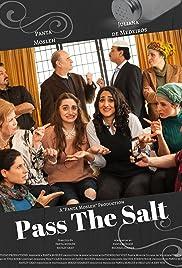 Pass the Salt Poster
