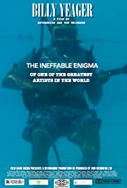 Billy Yeager the Ineffable Enigma Poster