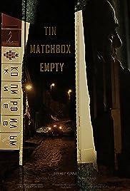 Tin Matchbox Empty Poster
