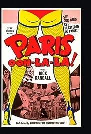 Paris Ooh La La Poster