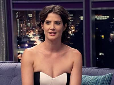 The movies torrent download Cobie Smulders Wears a Black \u0026 White Strapless Dress [720p]