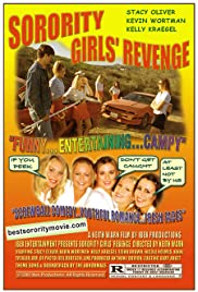 Sorority Girls' Revenge Poster