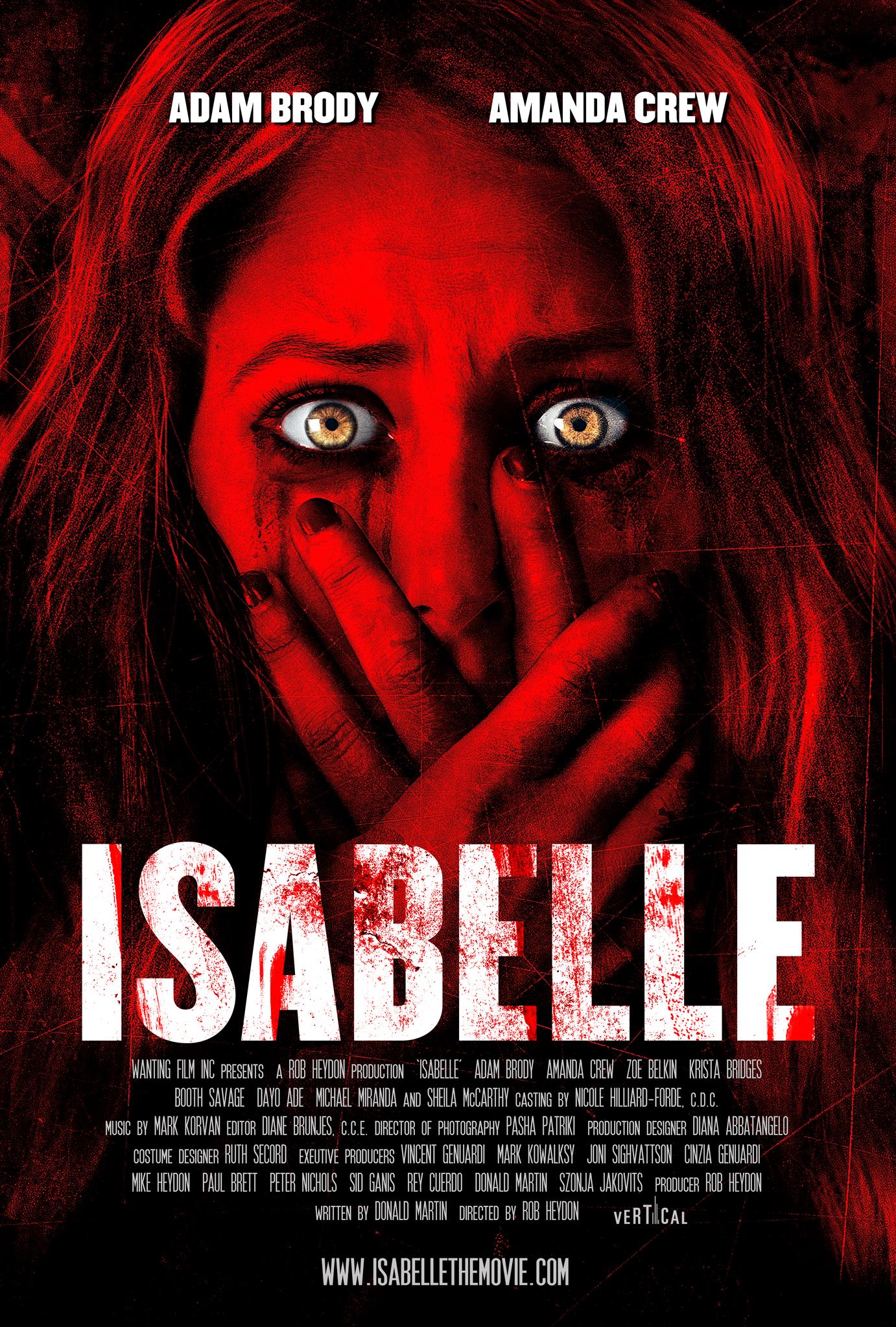 Isabelle (2018) WEBRip 720p & 1080p