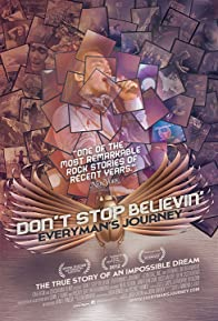 Primary photo for Don't Stop Believin': Everyman's Journey