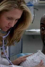 Brooke Smith, Chandra Wilson, and D.B. Woodside in Grey's Anatomy (2005)
