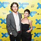 Adam Pally and Rosa Salazar at an event for Night Owls (2015)