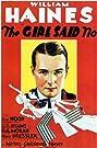 The Girl Said No (1930) Poster