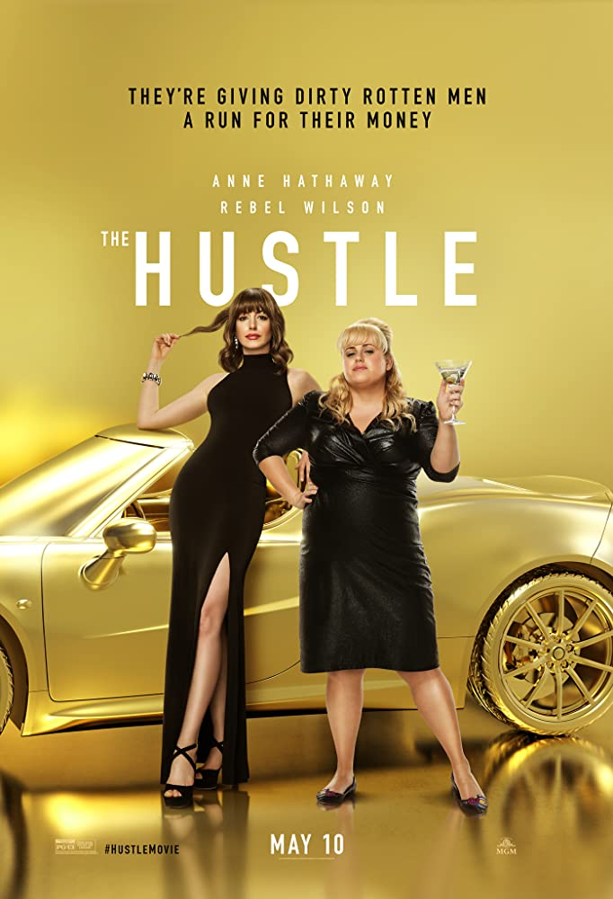 The Hustle (2019) HD CAM