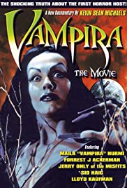 Vampira: The Movie Poster