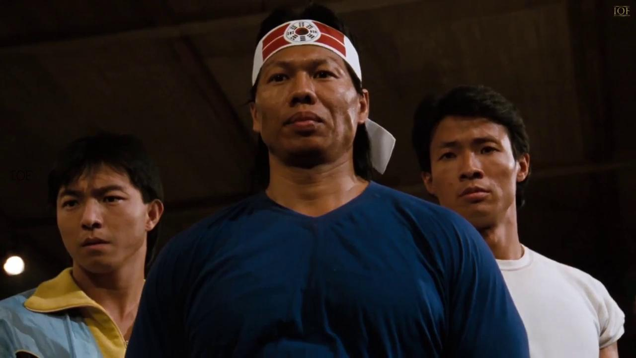 Bolo Yeung in Bloodsport (1988)
