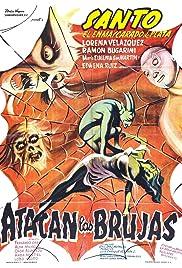 Atacan las brujas Poster