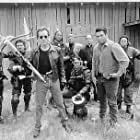 Members of Team Crow-led by Jack Crow and Tony Montoya arm themselves for battle against Valek and his bloodsucking ghouls.