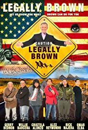 Legally Brown Poster