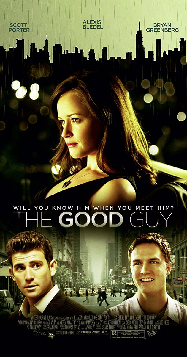 Subtitle of The Good Guy