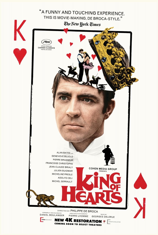 King Of Hearts 1966 Imdb