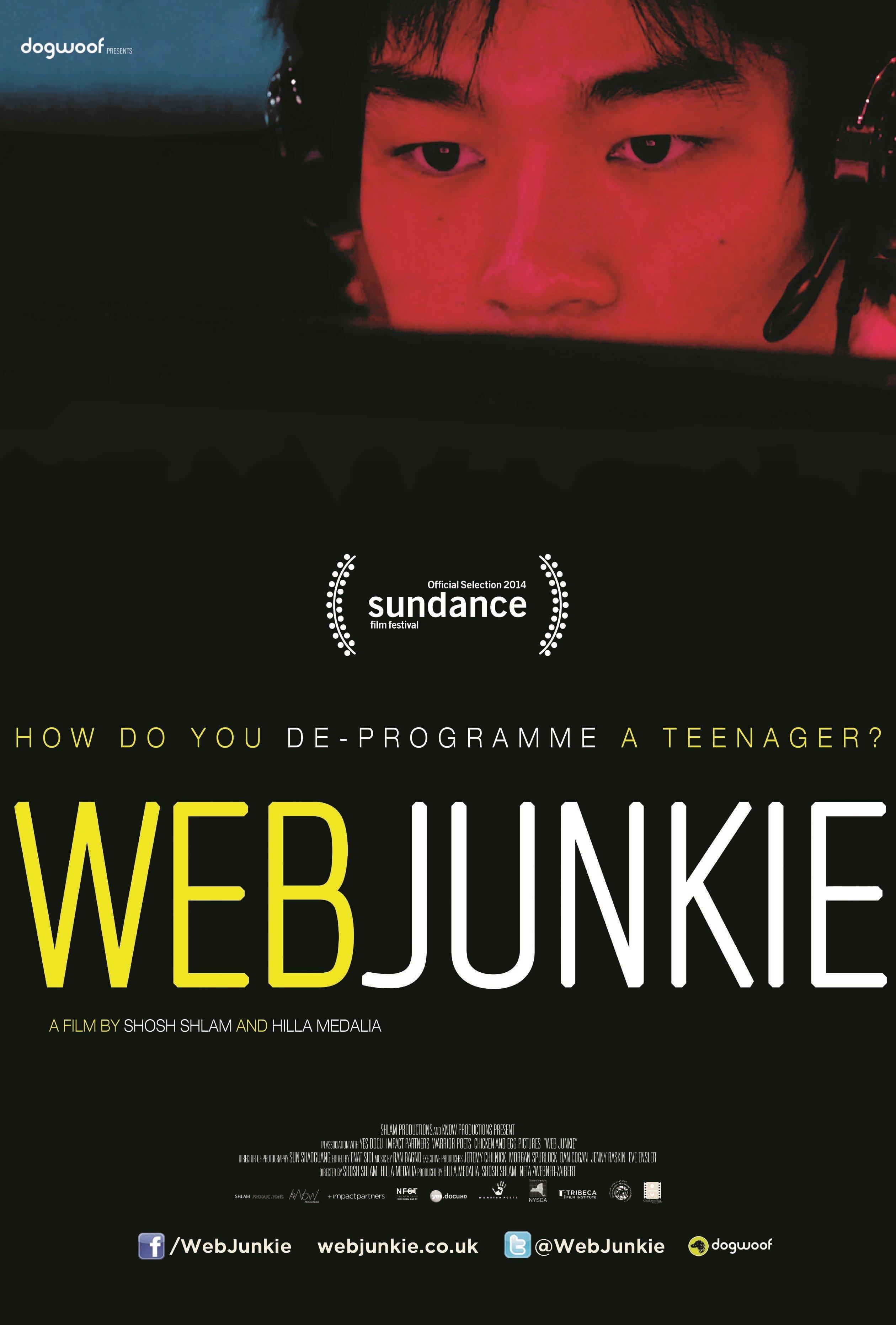 دانلود زیرنویس فارسی فیلم Web Junkie