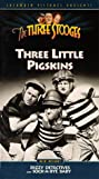 Three Little Pigskins (1934) Poster