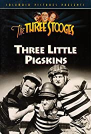 Three Little Pigskins Poster