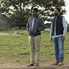 Kevin Carroll and Jovan Adepo in The Leftovers (2014)