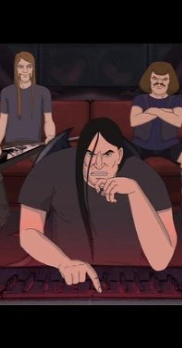 Metalocalypse Dethwater Tv Episode 2006 Tommy Blacha As Toki