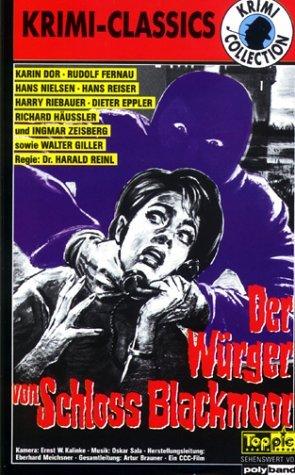 Der Würger von Schloss Blackmoor (1963) • 12. Mai 2021