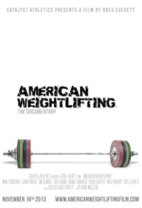 Primary photo for American Weightlifting