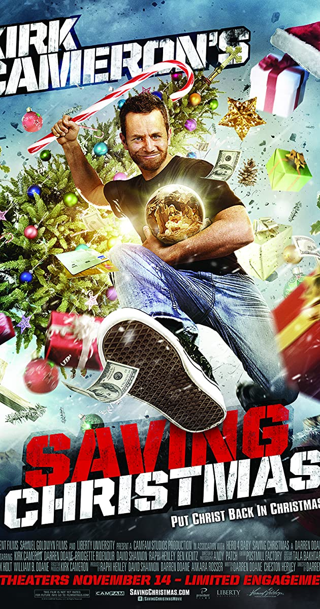 Saving Christmas (2014) - IMDb