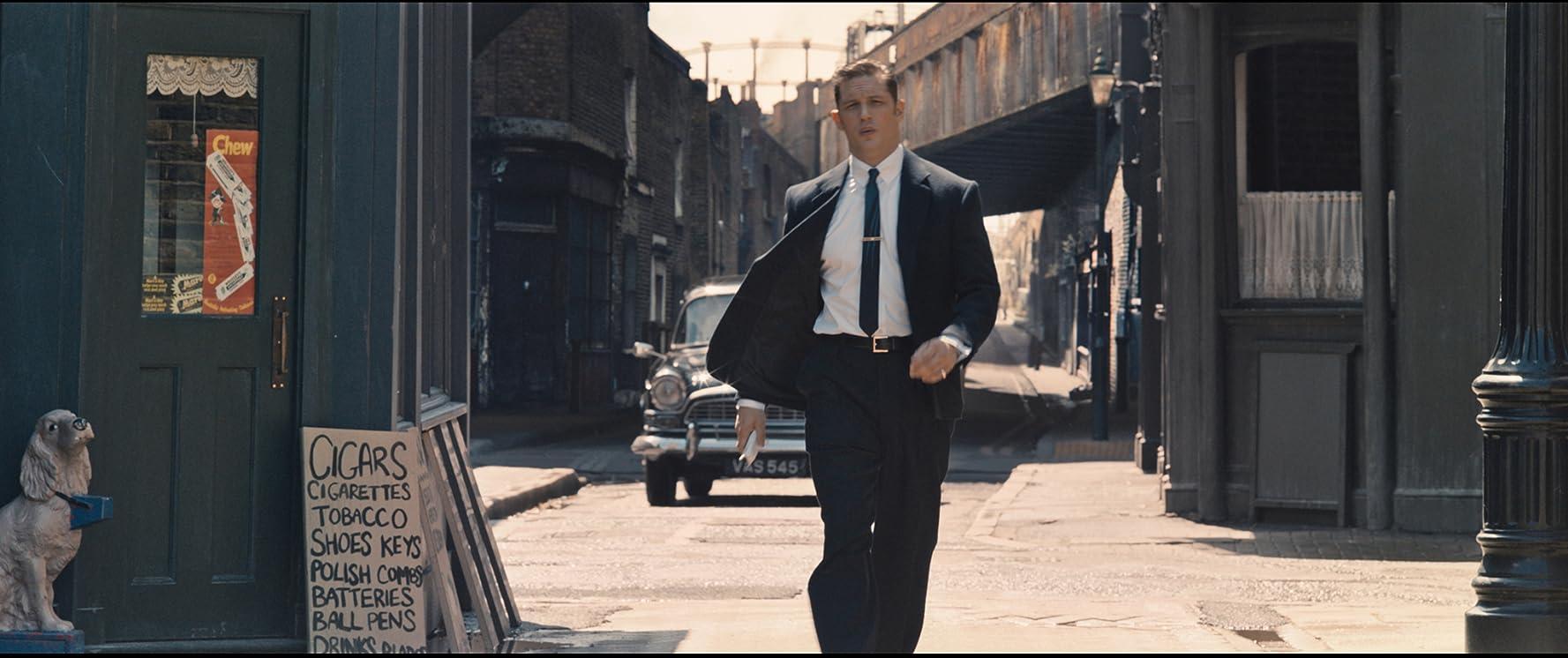 Tom Hardy in Legend (2015)
