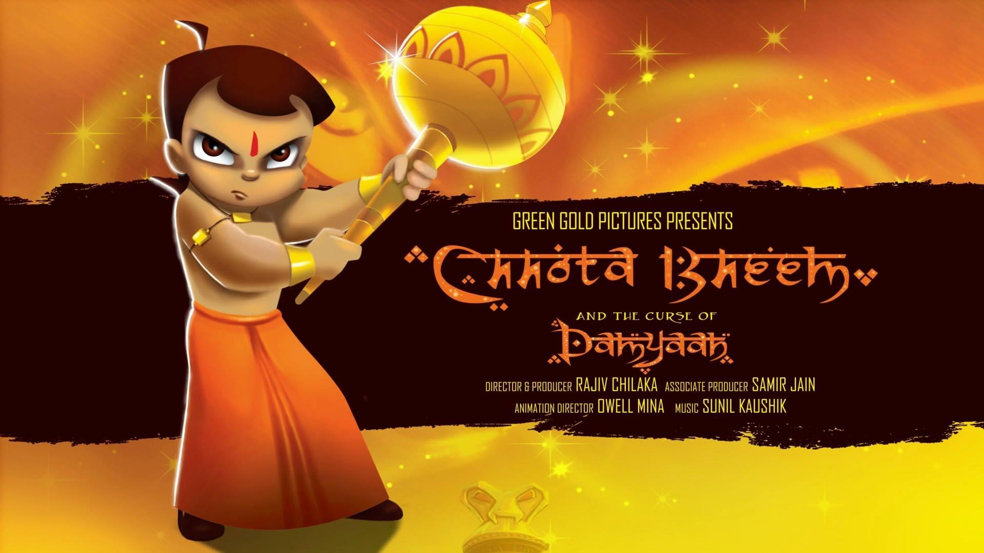 Chhota Bheem and the Curse of Damyaan (2012) - IMDb