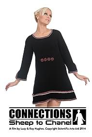 A little black dress by Sophie Chaplin of Sophies Wild Woollens. The model is Dani-Elle'