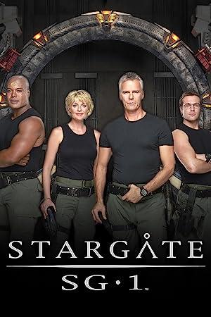 poster for Stargate SG-1
