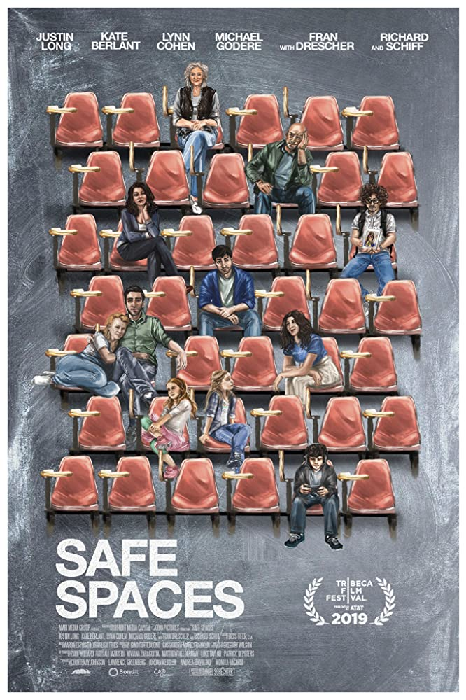 View Safe Spaces (2019) Movie poster on 123movies