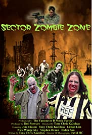Sector Zombie Zone Poster