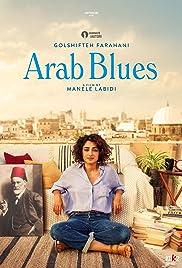 Arab Blues Poster