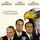 Dan Aykroyd, Jack Lemmon, and James Garner in My Fellow Americans (1996)