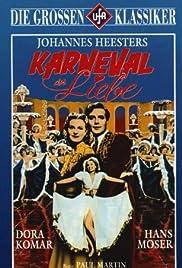 Carneval of Love Poster