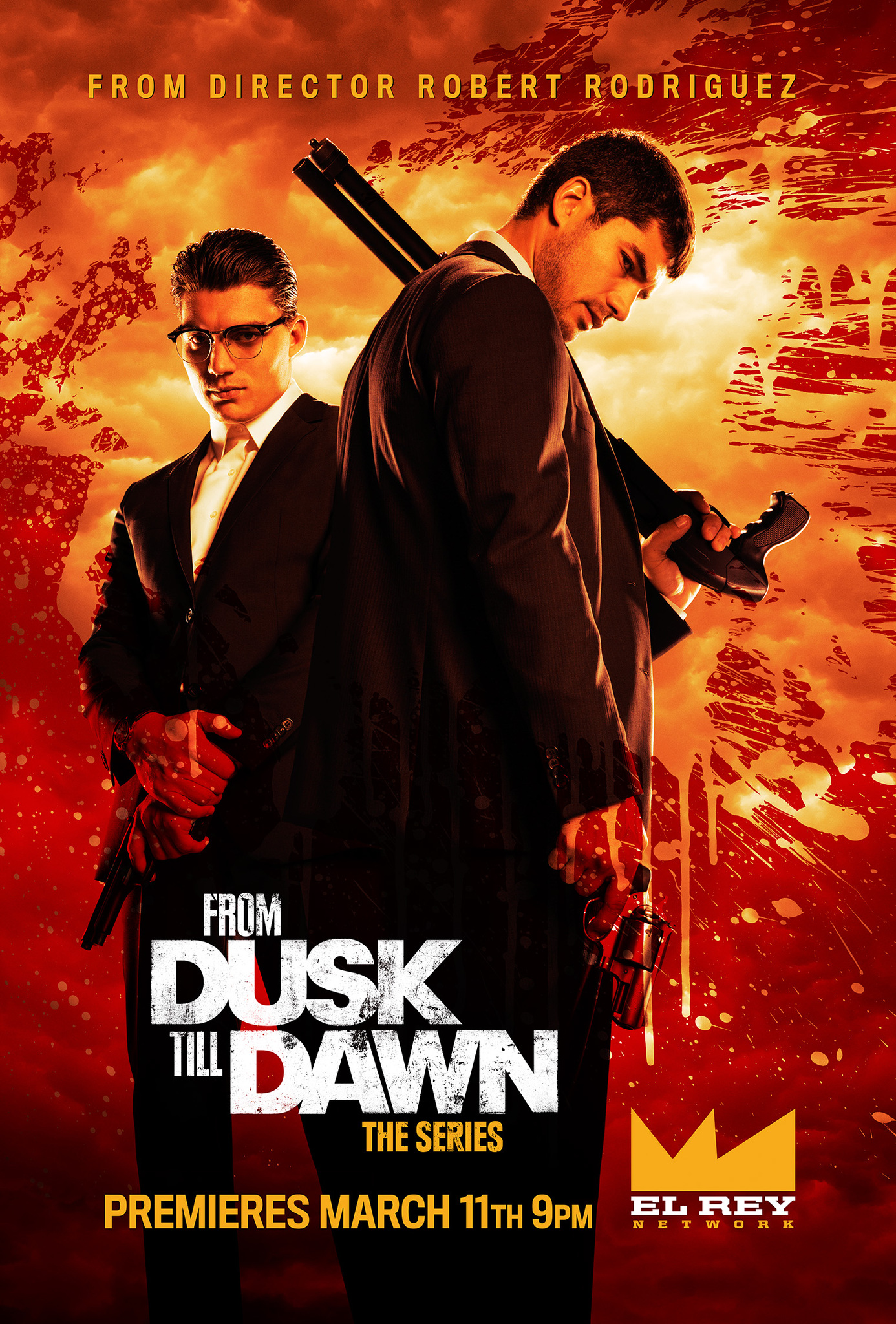 from dusk till dawn the series tv series 2014 imdb