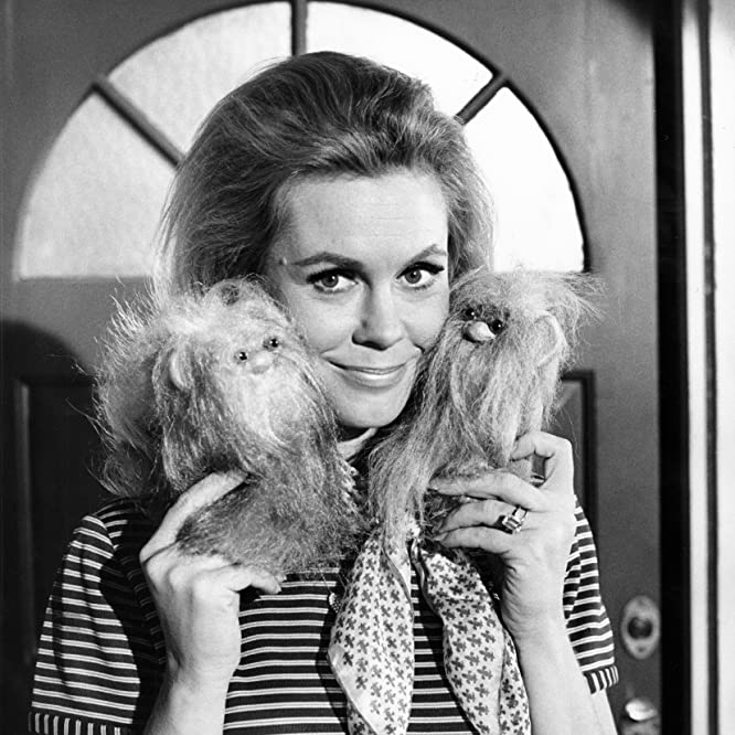 Elizabeth Montgomery in Bewitched (1964)
