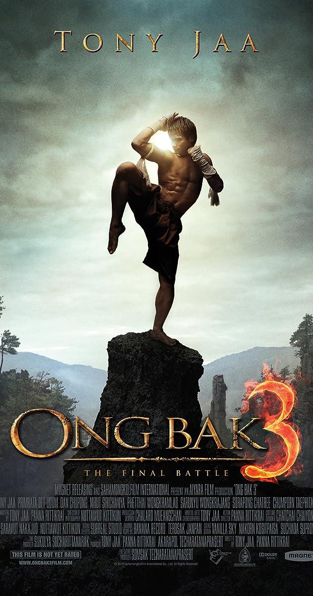 Subtitle of Ong-bak 3