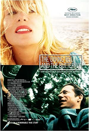The Diving Bell and the Butterfly (2007) online sa prevodom