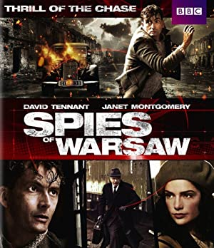 Where to stream Spies of Warsaw