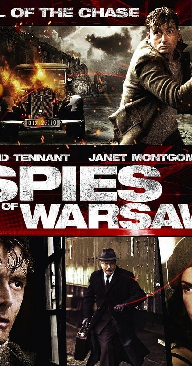 Spies of Warsaw (TV Mini-Series 2013) - IMDb