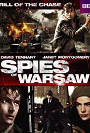 Spies of Warsaw Poster