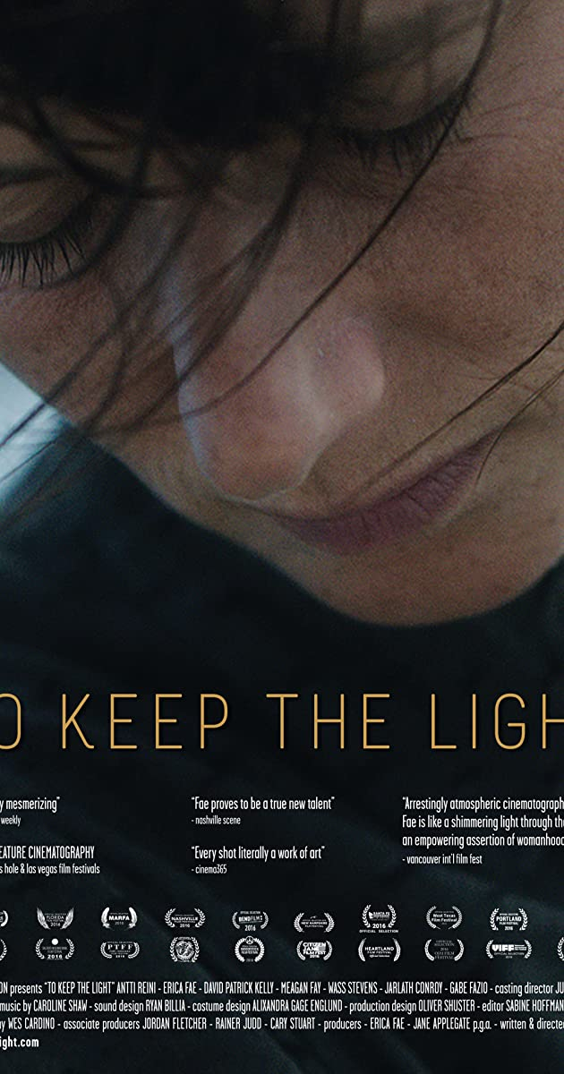 Subtitle of To Keep the Light