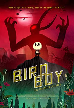 Birdboy: The Forgotten Children poster