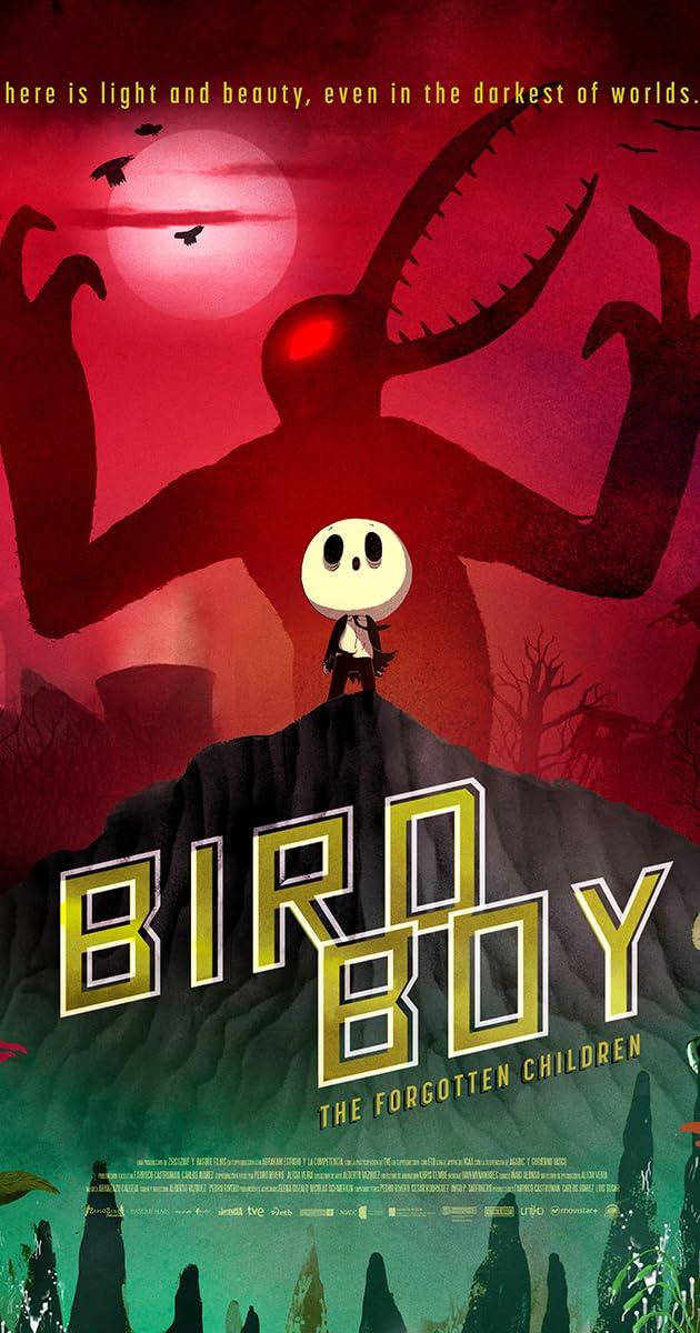 Birdboy The Forgotten Children (2015)