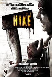 The Hike (2011) Poster - Movie Forum, Cast, Reviews